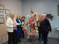Canada 150 Art Tree